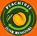 Junk Removal Logo Top