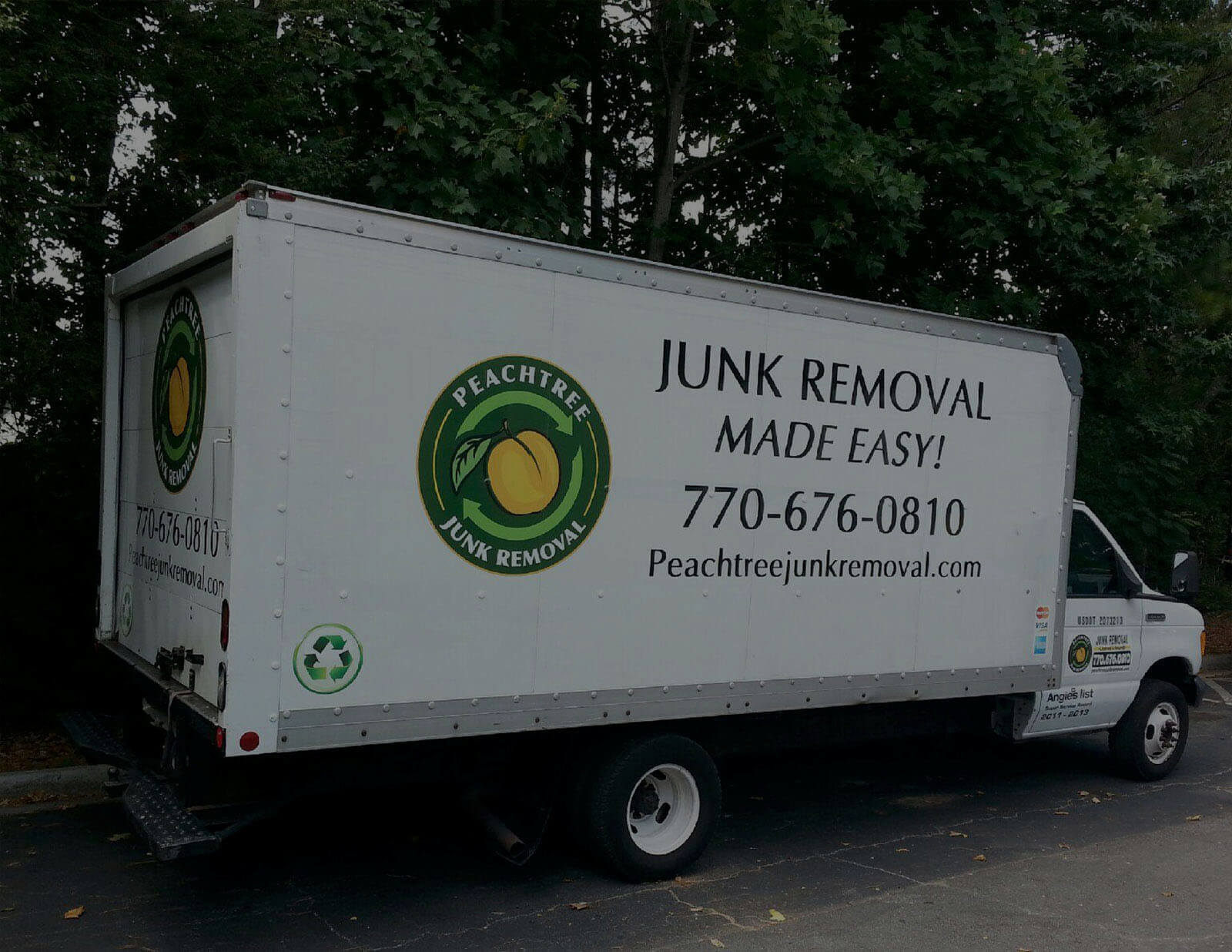Peachtree Junk Removal | Atlanta Junk Hauling and Debris Removal For